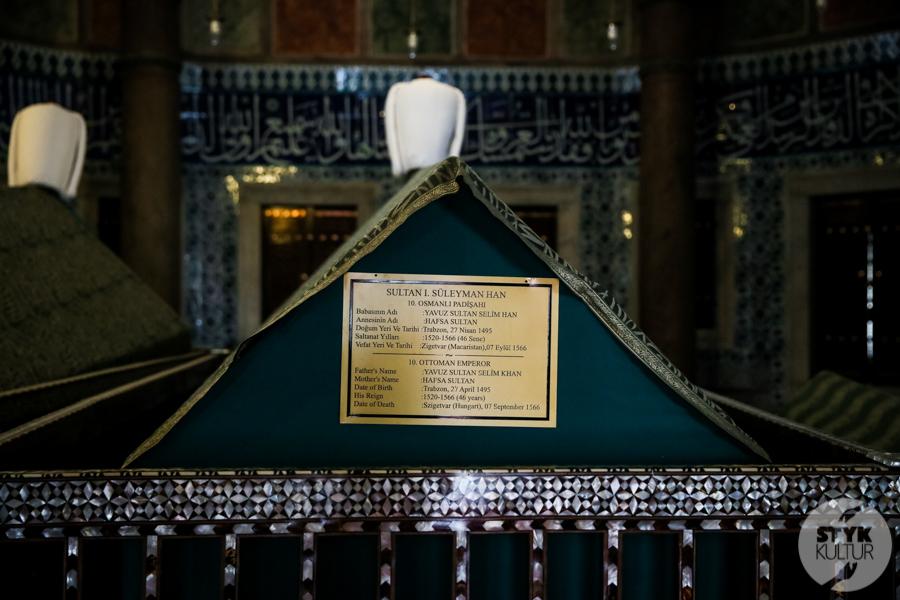 MeczetSulejamna 7 of 15 Podróż inspirowana serialem Wspaniałe Stulecie: grób sułtana Sulejmana i Hürrem