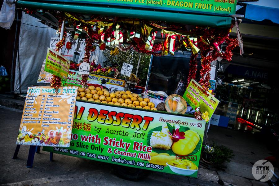 Koh Lanta i Krabi 149 Co to jest mango sticky rice? Poznaj najpyszniejszy tajski deser!