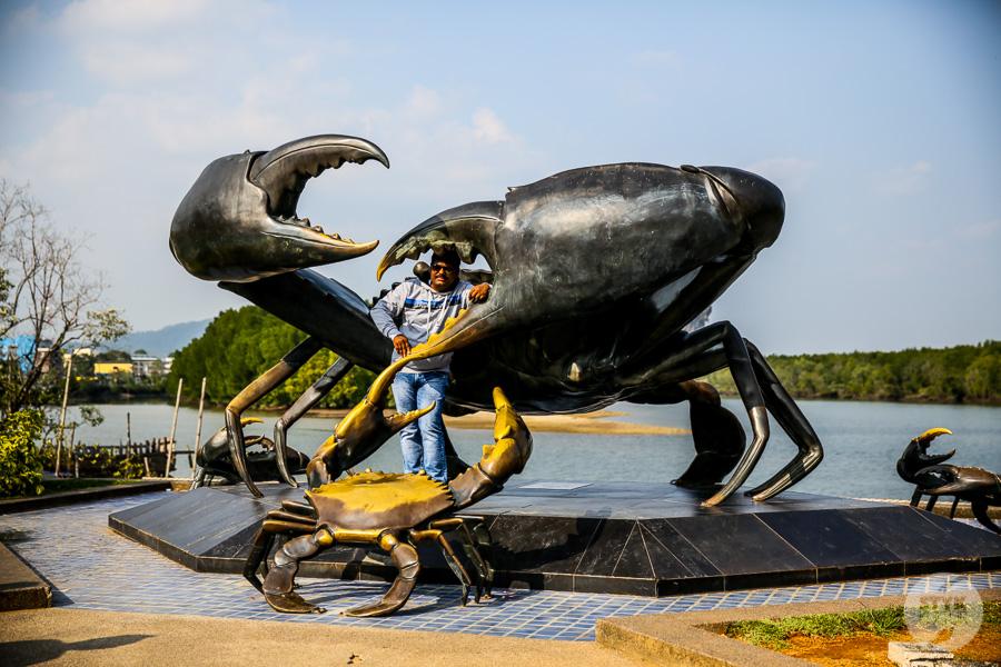 Koh Lanta i Krabi 3 Co warto zobaczyć w Krabi Town? Największe atrakcje tajlandzkiego miasta
