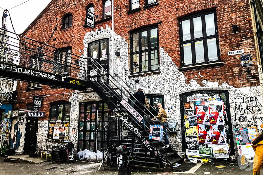 Oslo Norwegia 1 Czy warto odwiedzić Oslo zimą? Festiwal by:larm i zimowy city break w stolicy Norwegii