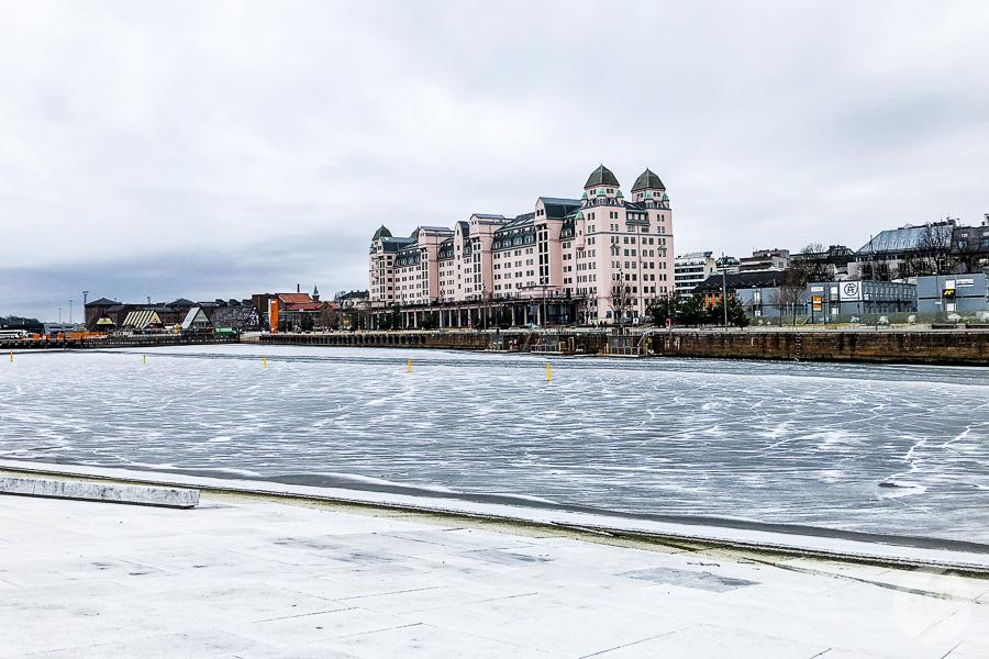 Oslo Norwegia 10 Czy warto odwiedzić Oslo zimą? Festiwal by:larm i zimowy city break w stolicy Norwegii