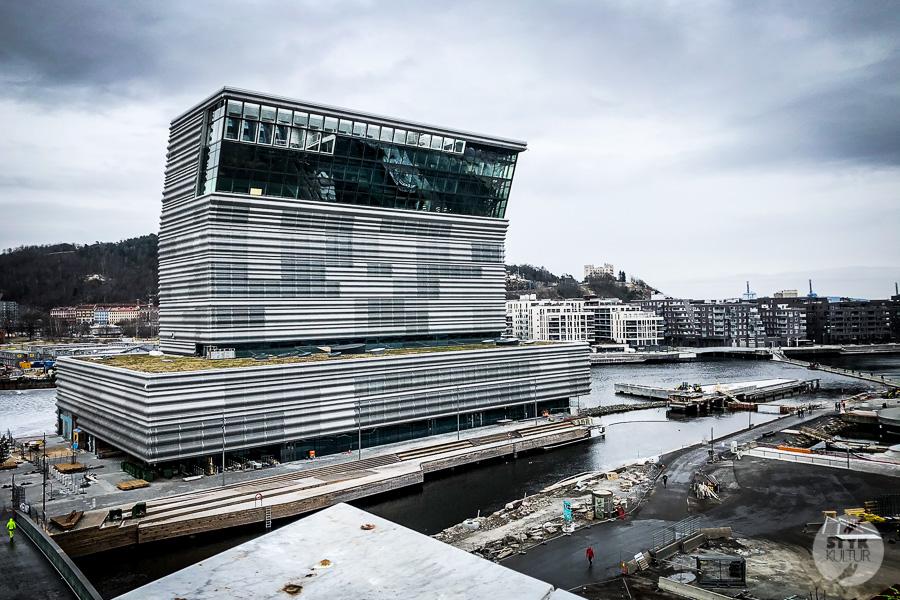 Oslo Norwegia 12 Czy warto odwiedzić Oslo zimą? Festiwal by:larm i zimowy city break w stolicy Norwegii