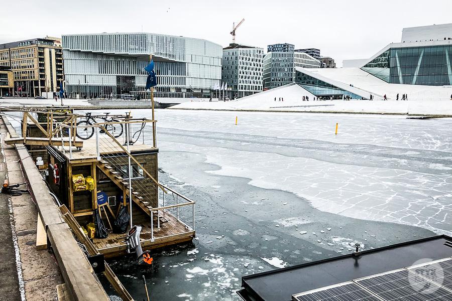 Oslo Norwegia 13 Czy warto odwiedzić Oslo zimą? Festiwal by:larm i zimowy city break w stolicy Norwegii