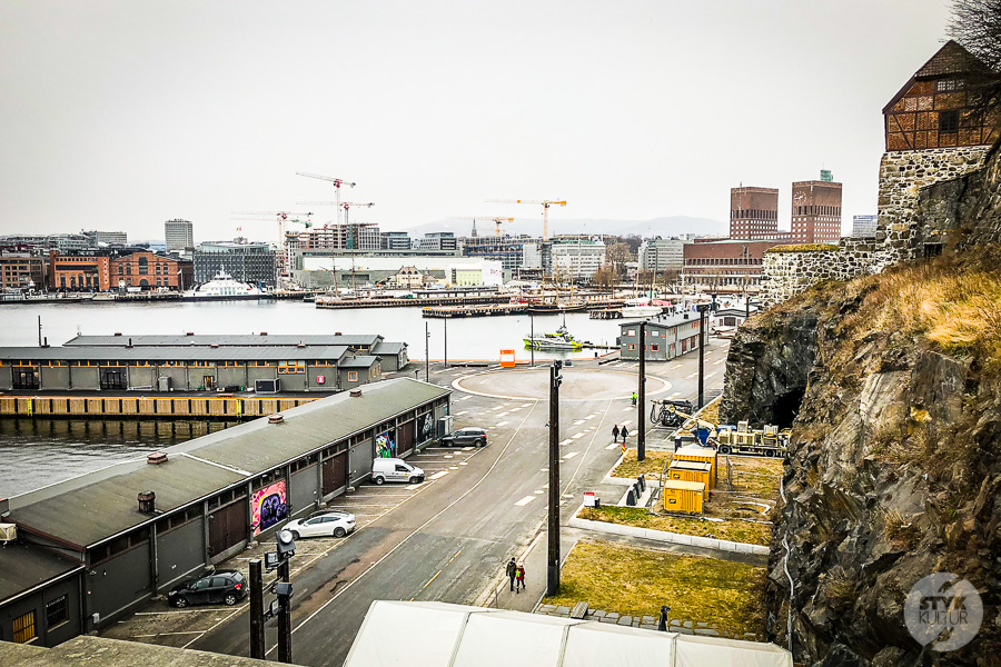 Oslo Norwegia 27 Czy warto odwiedzić Oslo zimą? Festiwal by:larm i zimowy city break w stolicy Norwegii