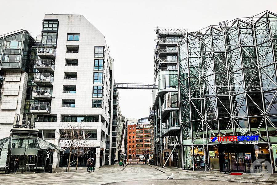 Oslo Norwegia 34 Czy warto odwiedzić Oslo zimą? Festiwal by:larm i zimowy city break w stolicy Norwegii