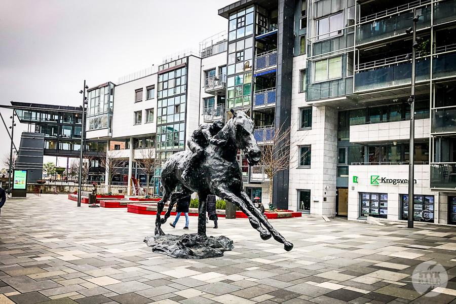 Oslo Norwegia 35 Czy warto odwiedzić Oslo zimą? Festiwal by:larm i zimowy city break w stolicy Norwegii