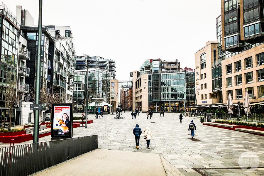 Oslo Norwegia 37 Czy warto odwiedzić Oslo zimą? Festiwal by:larm i zimowy city break w stolicy Norwegii
