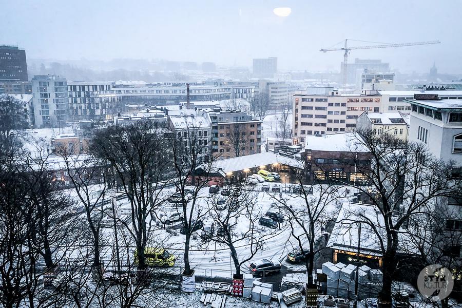Oslo Norwegia 48 Czy warto odwiedzić Oslo zimą? Festiwal by:larm i zimowy city break w stolicy Norwegii