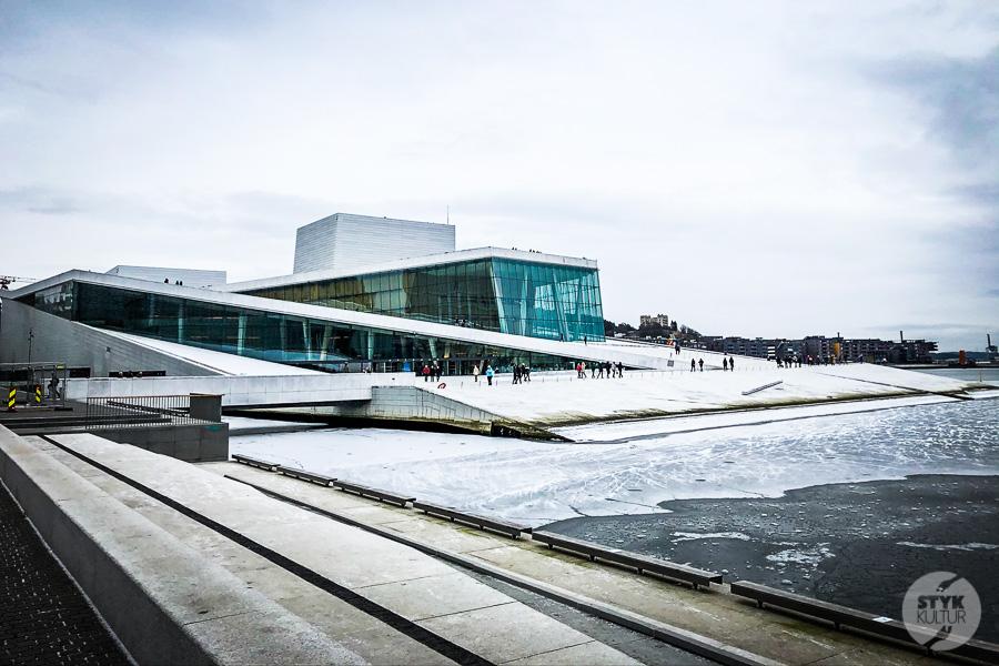 Oslo Norwegia 9 Czy warto odwiedzić Oslo zimą? Festiwal by:larm i zimowy city break w stolicy Norwegii