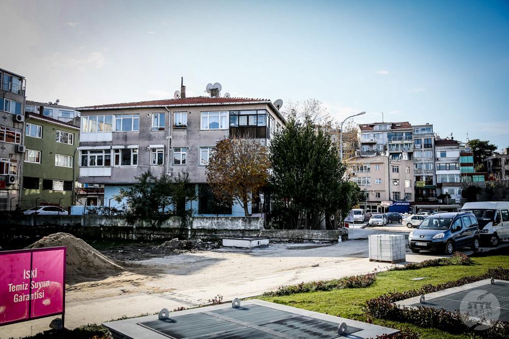 Uskudar Turcja 20 1 Üsküdar   spokojniejsze oblicze Stambułu, z widokiem na Bosfor i Kız Kulesi