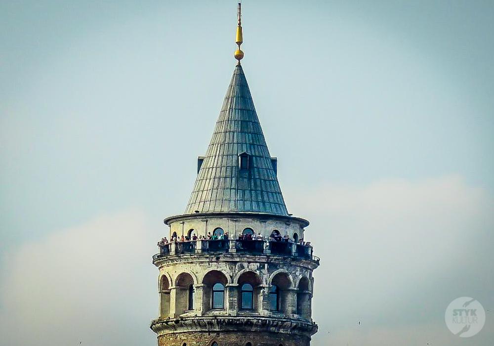 Wie%C5%BCaGalata 7 of 1 Wieża Galata w Stambule i legenda o tureckim Dedalu