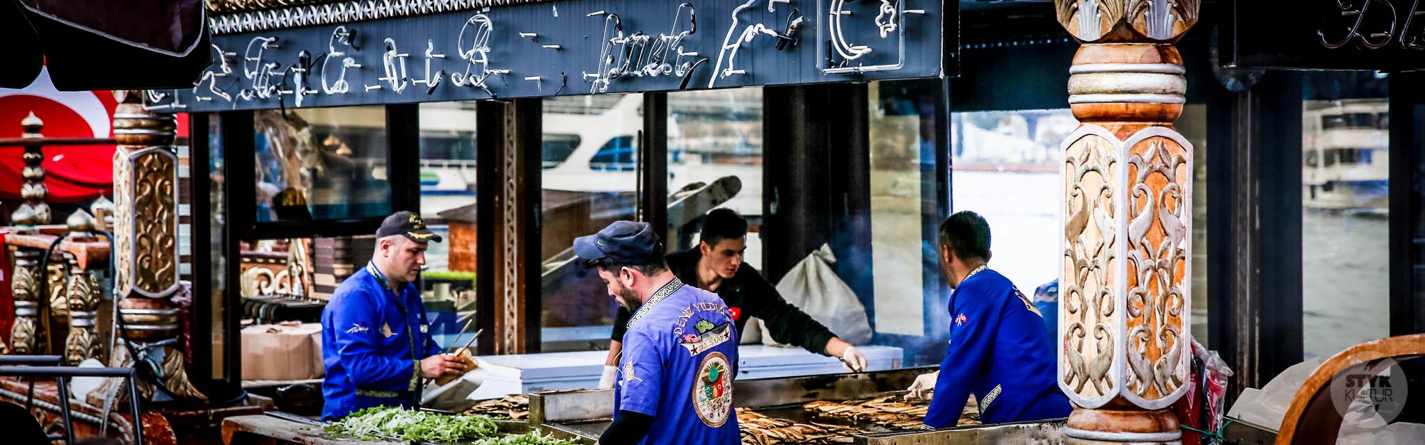 turcja streetfood 2 Turecka kuchnia   street food, czyli uliczne przysmaki królujące nad Bosforem