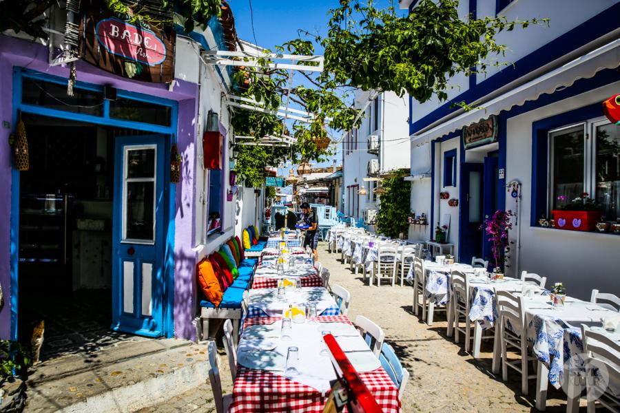 Bozcaada 11 of 55 Bozcaada   kolorowa wyspa w północno zachodniej Turcji