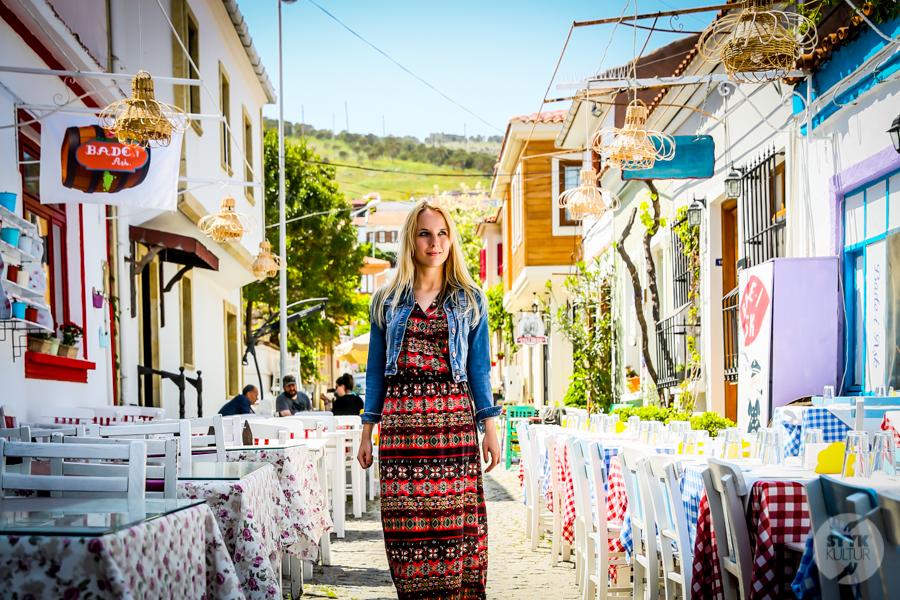 Bozcaada 28 of 55 Bozcaada   kolorowa wyspa w północno zachodniej Turcji