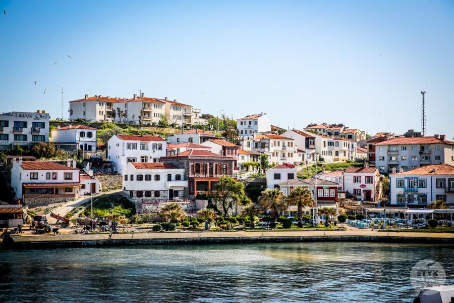 Bozcaada 55 of 55 Bozcaada   kolorowa wyspa w północno zachodniej Turcji