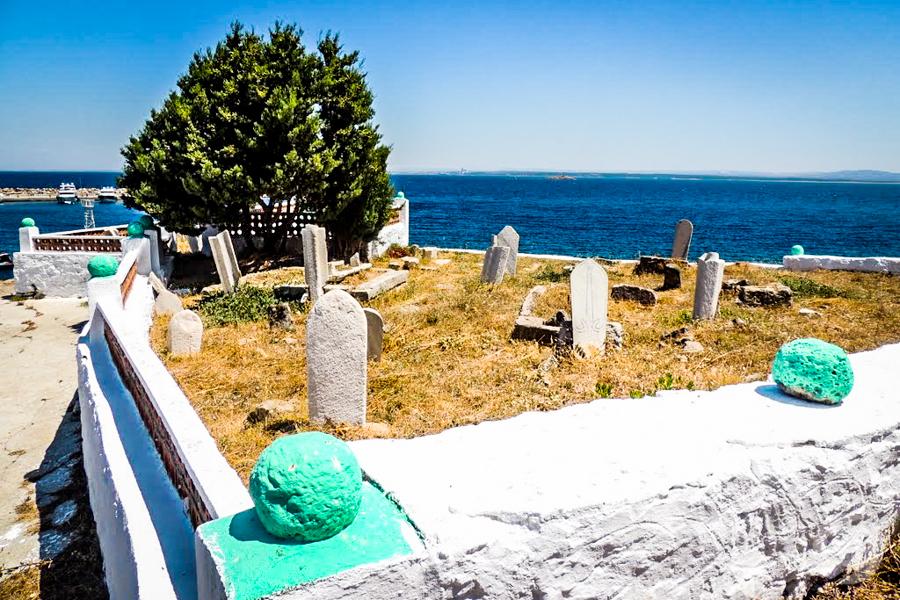 Bozcaada cm 2 of 4 Bozcaada   kolorowa wyspa w północno zachodniej Turcji