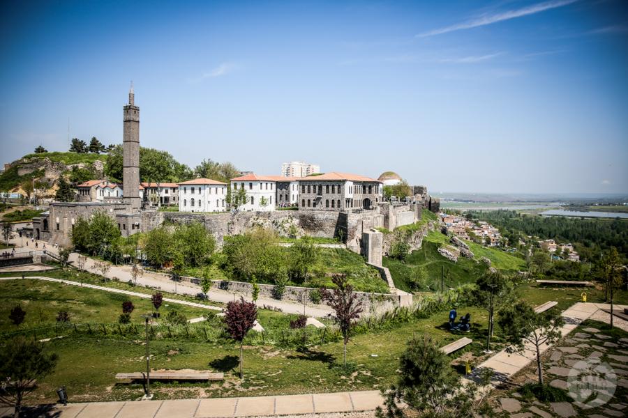 Diyarbakir cytadela 10 of 13 Turcja na Liście Światowego Dziedzictwa UNESCO: cytadela Diyarbakır i Ogrody Hevsel