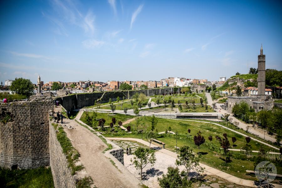 Diyarbakir cytadela 11 of 13 1 Turcja na Liście Światowego Dziedzictwa UNESCO: cytadela Diyarbakır i Ogrody Hevsel