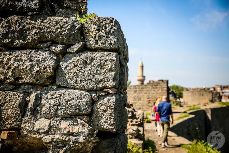 Diyarbakir cytadela 12 of 13 Turcja na Liście Światowego Dziedzictwa UNESCO: cytadela Diyarbakır i Ogrody Hevsel