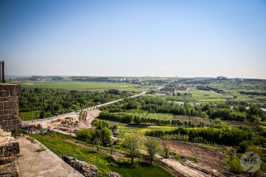 Diyarbakir cytadela 5 of 13 Turcja na Liście Światowego Dziedzictwa UNESCO: cytadela Diyarbakır i Ogrody Hevsel