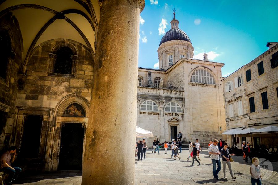 Dubrovnik 15 of 36 Dubrownik w jeden dzień   największe atrakcje i zabytki perły Chorwacji