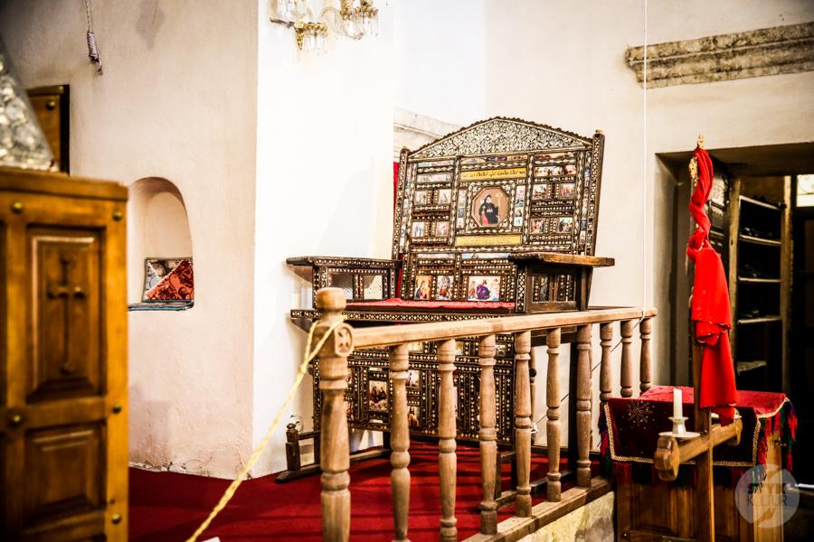 Kosciol Kirklar 10 of 36 1 Chrześcijaństwo w Turcji: kościół Kırklar Kilisesi w Mardin