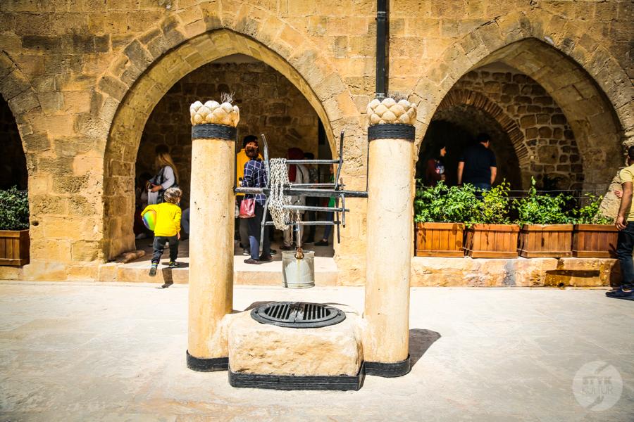 Kosciol Kirklar 16 of 36 Chrześcijaństwo w Turcji: kościół Kırklar Kilisesi w Mardin