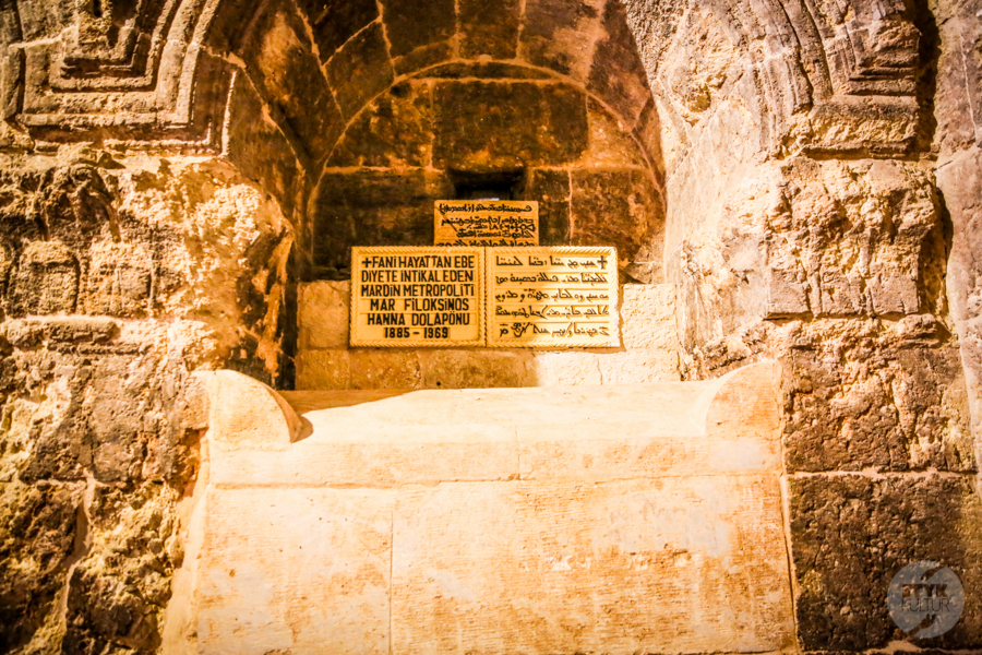 Kosciol Kirklar 28 of 36 1 Chrześcijaństwo w Turcji: kościół Kırklar Kilisesi w Mardin