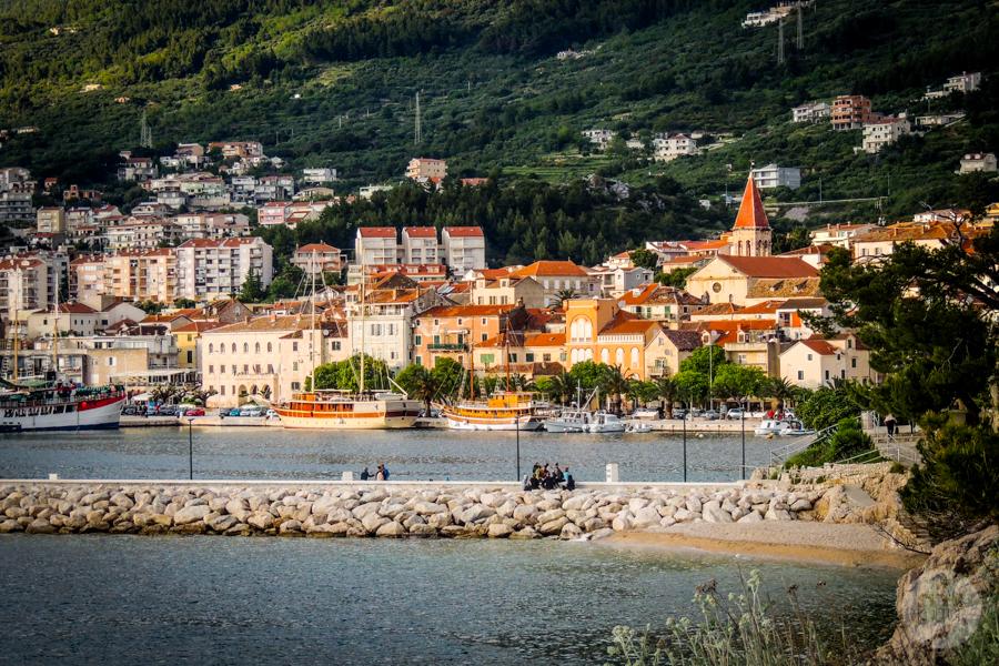 Makarska 18 of 22 Chorwacja : malownicza Makarska