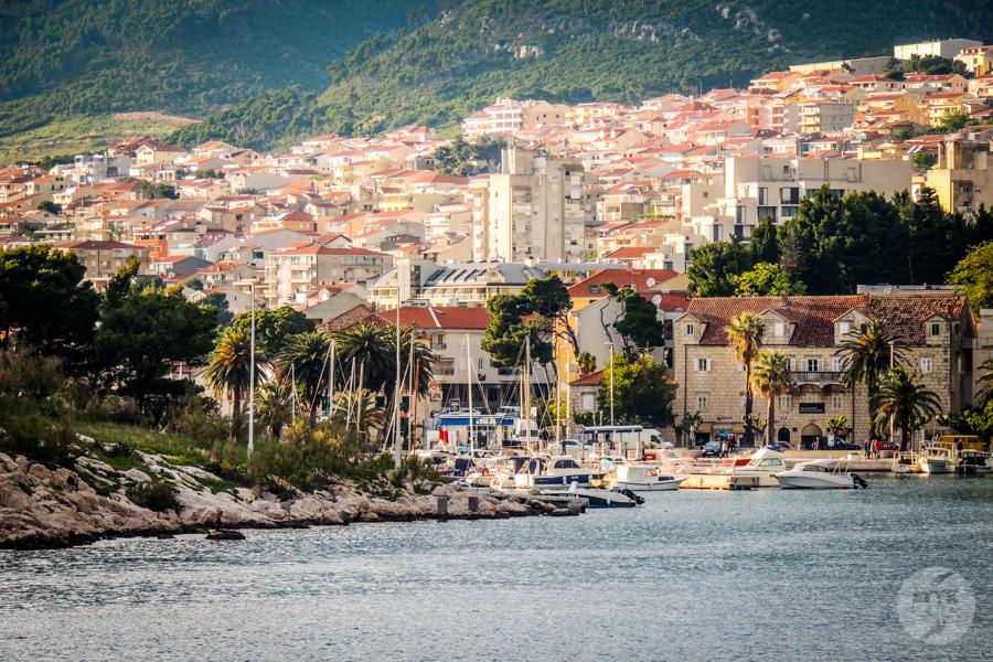 Makarska 21 of 22 Chorwacja : malownicza Makarska