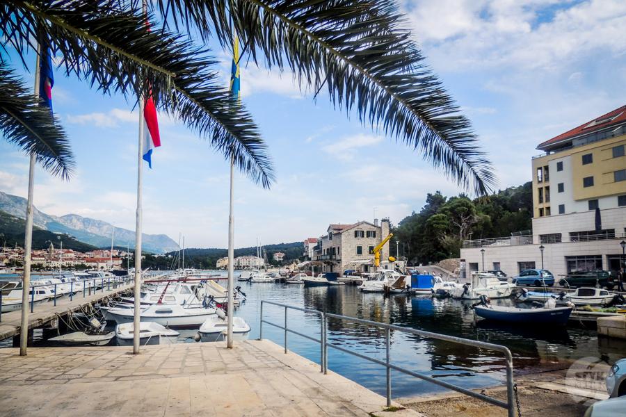 Makarska 26 of 8 Chorwacja : malownicza Makarska
