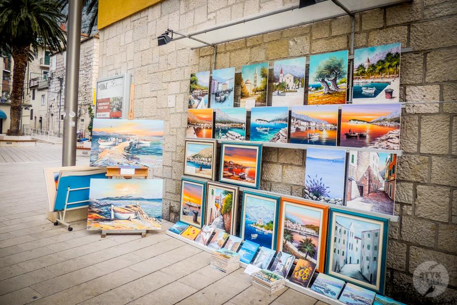 Makarska 28 of 8 Chorwacja : malownicza Makarska