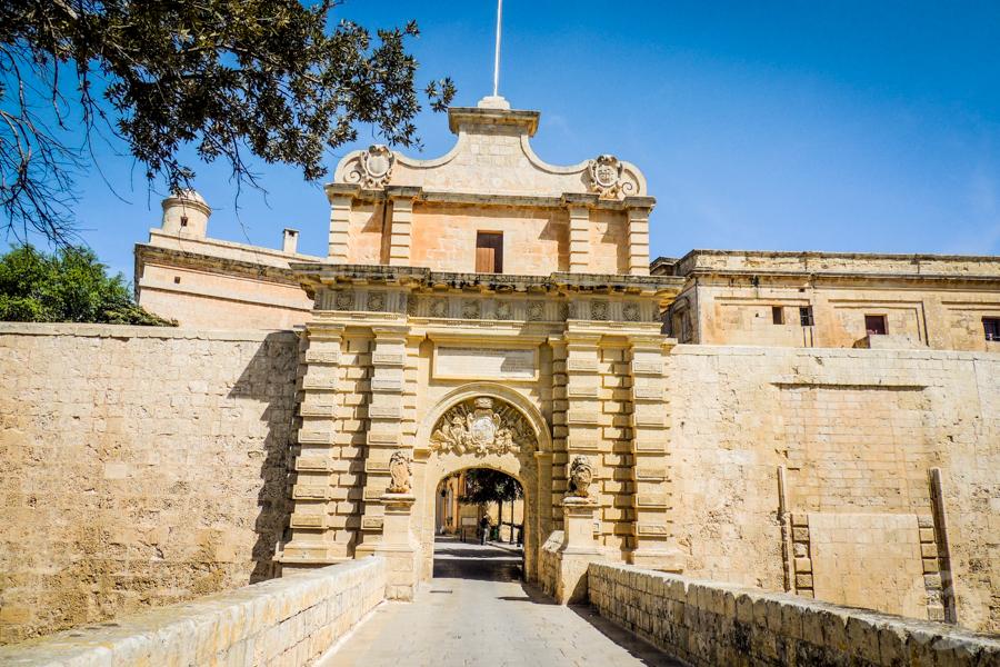 Malta 143 of 206 Atrakcje Malty: Miasto Ciszy, czyli średniowieczna Mdina