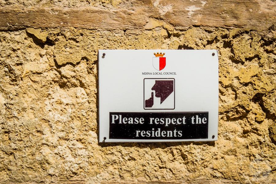 Malta 144 of 206 1 Atrakcje Malty: Miasto Ciszy, czyli średniowieczna Mdina