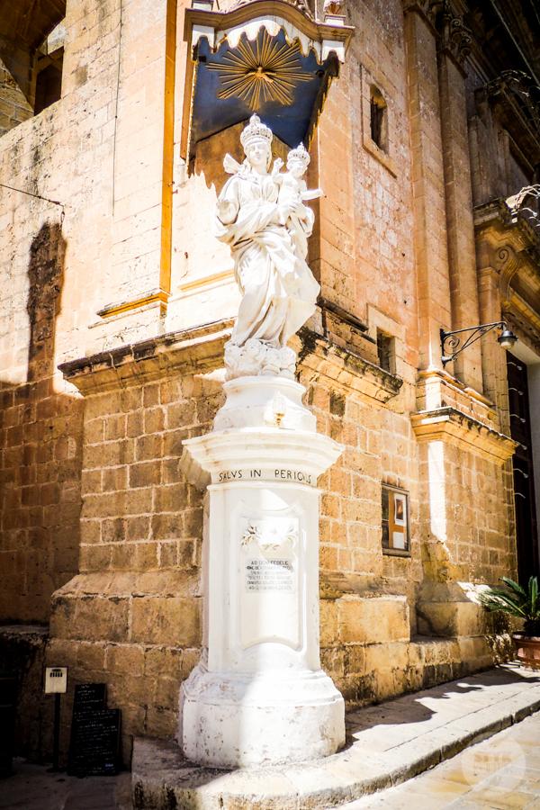 Malta 154 of 206 1 Atrakcje Malty: Miasto Ciszy, czyli średniowieczna Mdina