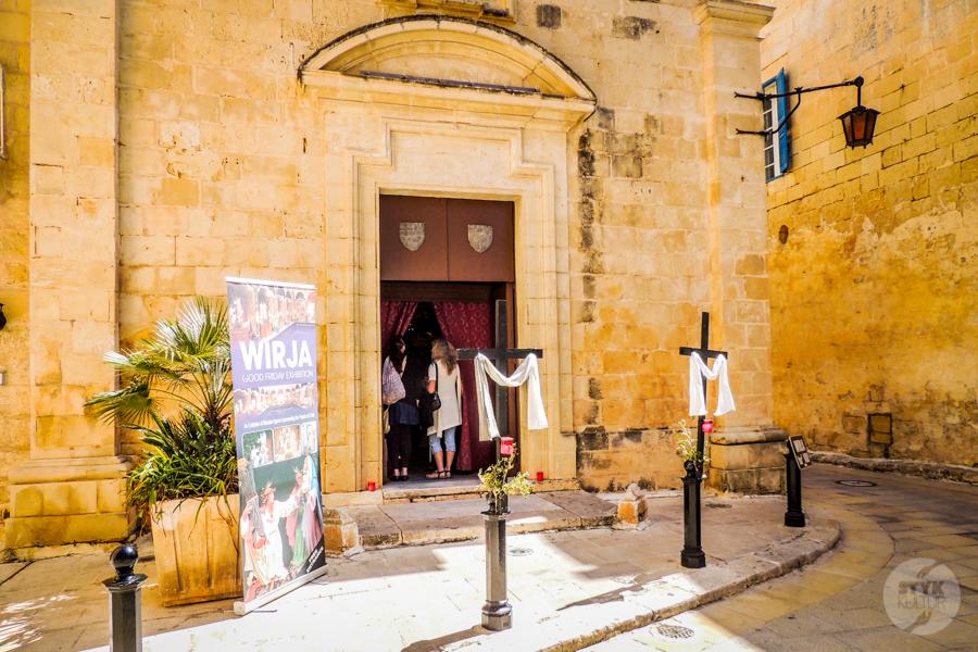 Malta 160 of 206 1 Atrakcje Malty: Miasto Ciszy, czyli średniowieczna Mdina
