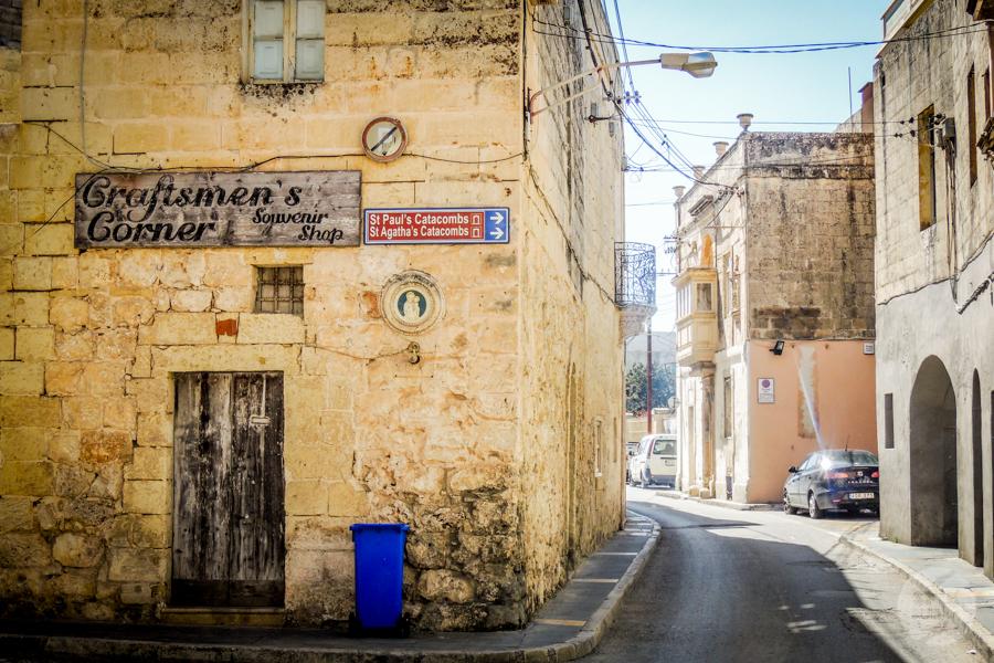 Malta 174 of 206 Atrakcje Malty: Miasto Ciszy, czyli średniowieczna Mdina