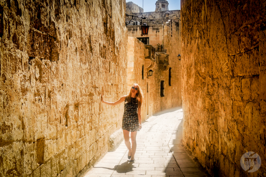 Malta 176 of 206 Atrakcje Malty: Miasto Ciszy, czyli średniowieczna Mdina