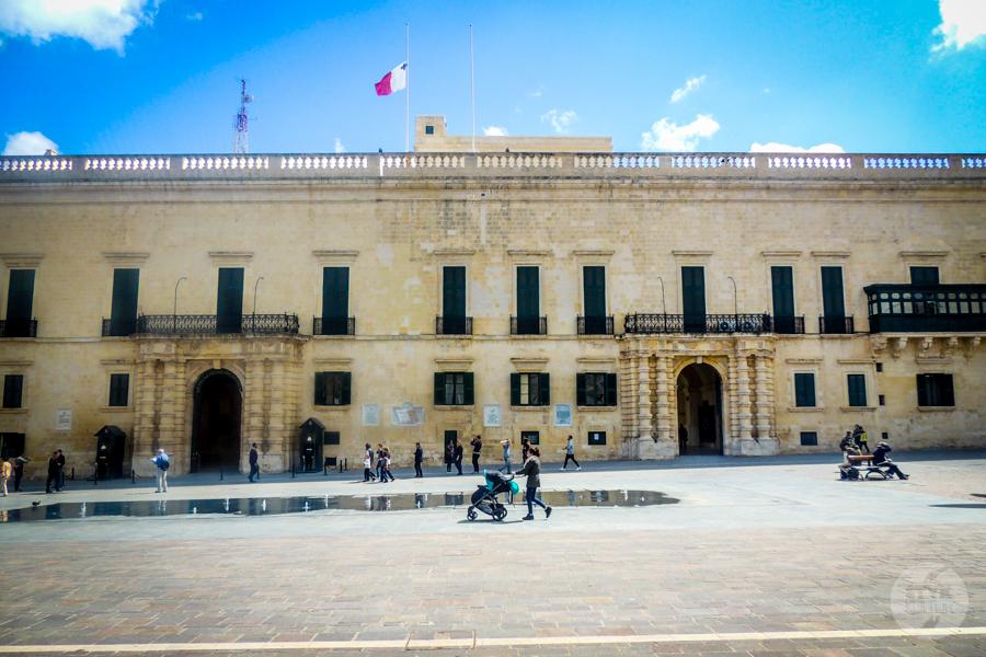 Malta 189 of 206 1 Wyspa Malta: Valetta i Pałac Wielkiego Mistrza