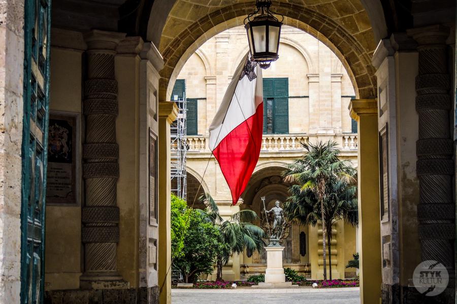 Malta 25 of 206 Wyspa Malta: Valetta i Pałac Wielkiego Mistrza