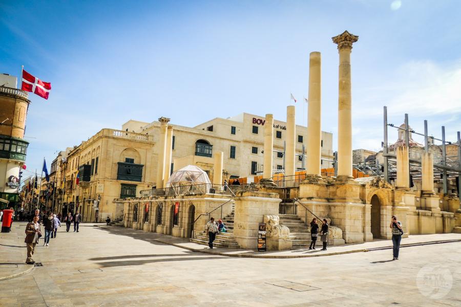 Malta 4 of 206 Malta i jej stolica Valetta