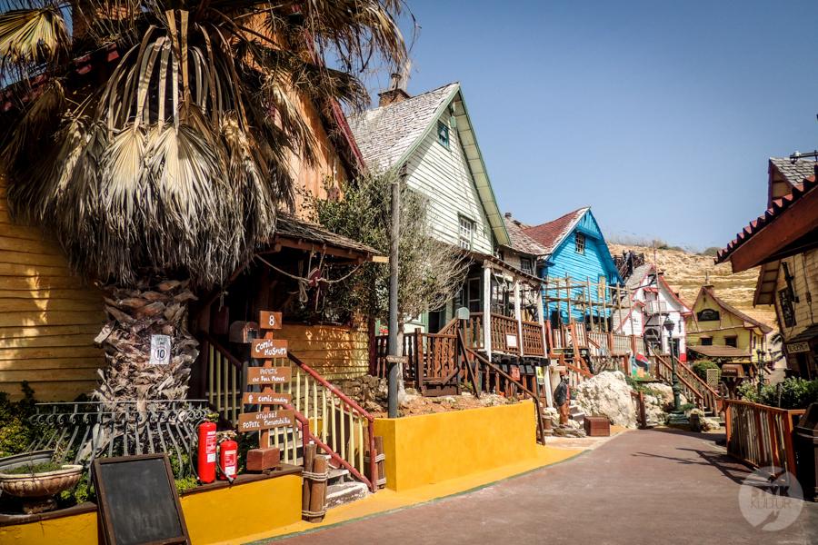 Malta 81 of 206 1 Popeye Village   bajeczna atrakcja turystyczna Malty!