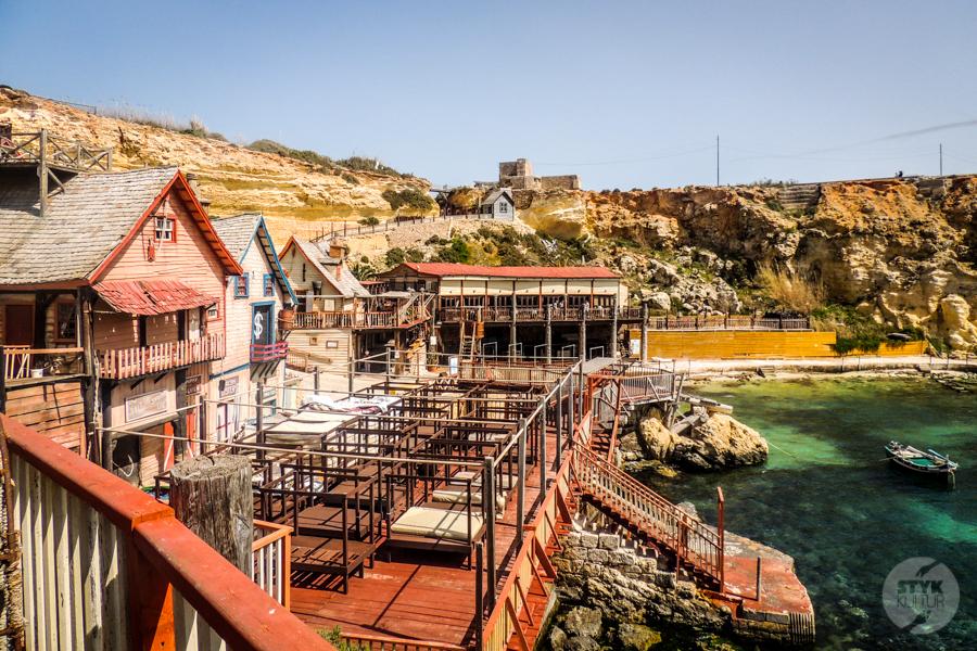 Malta 82 of 206 Popeye Village   bajeczna atrakcja turystyczna Malty!