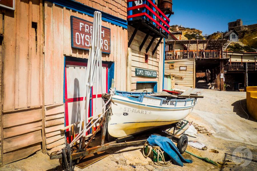 Malta 83 of 206 Popeye Village   bajeczna atrakcja turystyczna Malty!