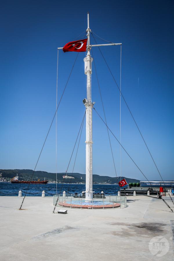 MuzeumMorskie 1 of 10 Atrakcje Çanakkale: Muzeum Morskie i twierdza Çimenlik