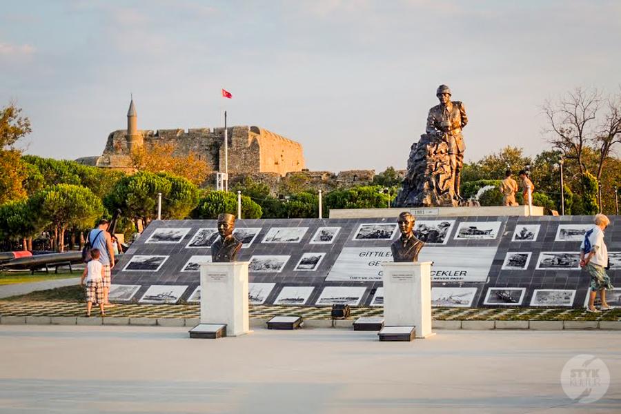 MuzeumMorskie 6 of 4 Atrakcje Çanakkale: Muzeum Morskie i twierdza Çimenlik