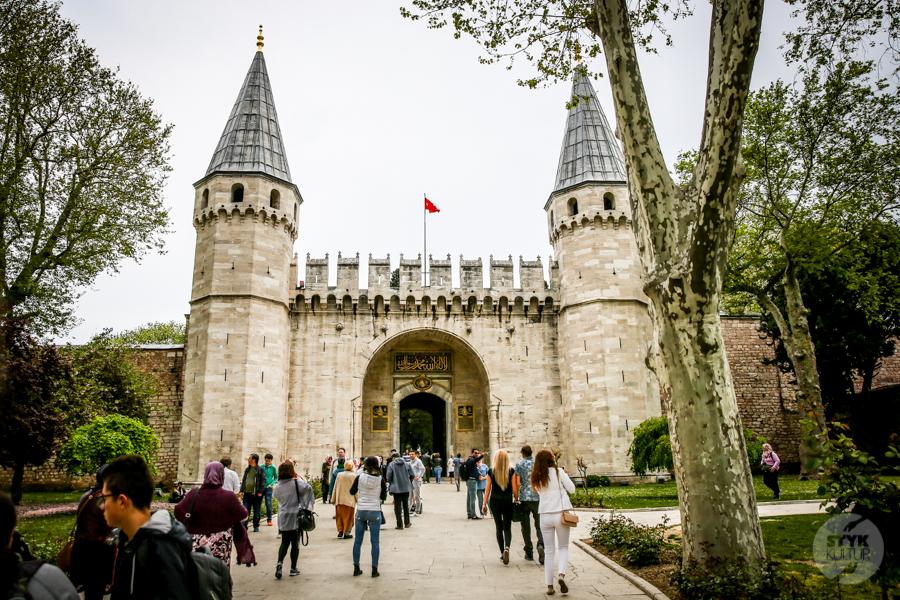 Palac Topkapi 1 of 2 2 Co warto zobaczyć w Stambule? Największe atrakcje miasta