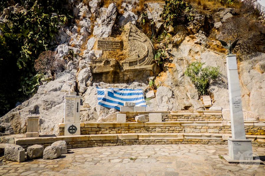 Rodos Grecja 182 Wyspa Simi   grecki raj w pobliżu Rodos