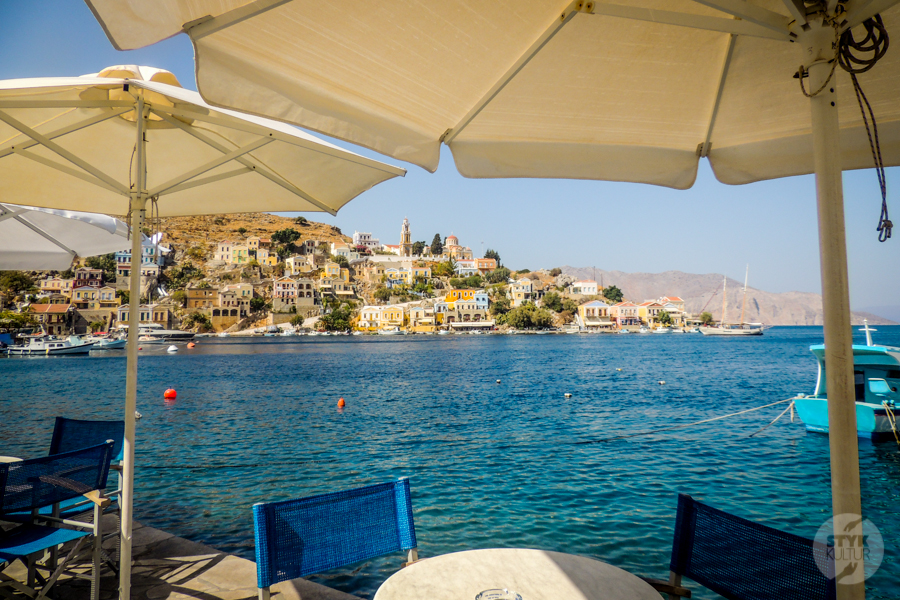 Rodos Grecja 189 Wyspa Simi   grecki raj w pobliżu Rodos