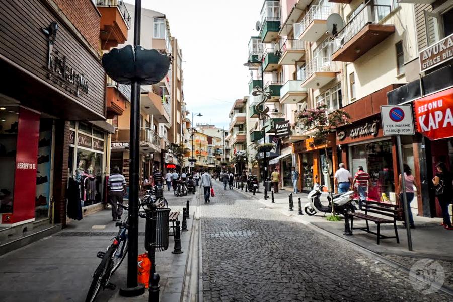 WiezaZegerowa Canakkale 5 of 5 Atrakcje Çanakkale: XIX wieczna wieża zegarowa